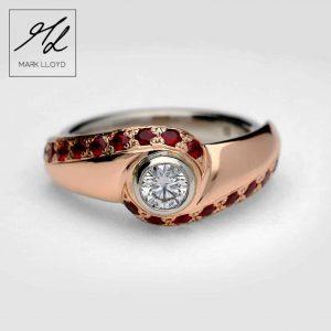 michelle lloyd engagement ring