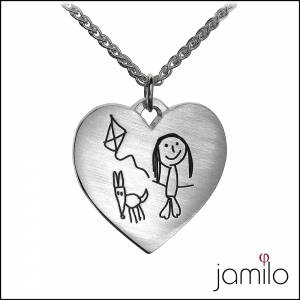 Doodle-Heart-Pendant