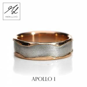 Apollo 1_Ring_Silver_9ct Rose_Gold_Mark Lloyd