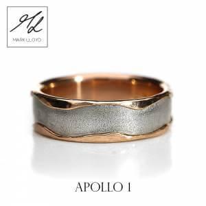 Apollo 1_Ring_Silver_9ct Rose_Gold_Mark Lloyd