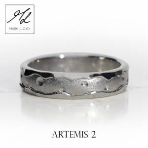 Artemis 2_Ring_18ct White_Gold_Mark Lloyd