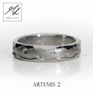 Artemis 2_Ring_18ct White_Gold_Mark Lloyd