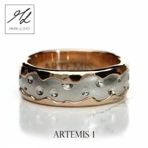 Artemis_Ring_Rose_Gold_Silver_Mark Lloyd