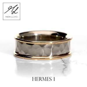 Hermes 1_Ring_18ct Rose_18ct White_Gold_Mark Lloyd