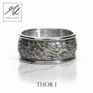 Thor 1_Ring_Silver_Mark Lloyd