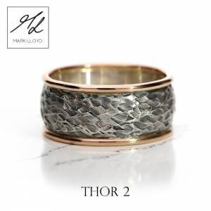 Thor 2_Ring_Palladium_9ct Rose_Gold_Mark Lloyd