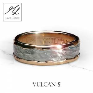Vulcan 5_Ring_Rose_Gold_Palladium_Mark Lloyd