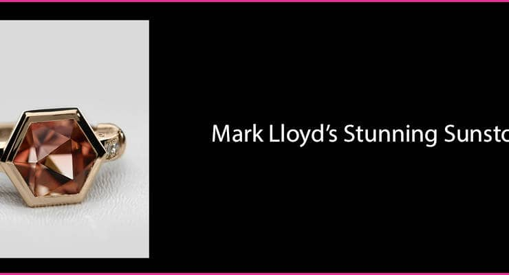 Mark's Sunstone ring